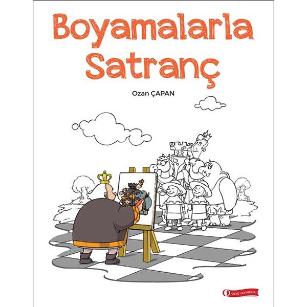 Boyamalarla Satranç Kitabı Satranç Dünyası